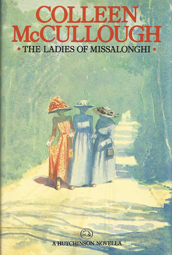 a comparison of missy and alicia in the book the ladies of missalonghi by colleen mccullough